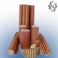 Текстолитовые электротехнические стержни диаметром от 8,0 до 130,0 мм