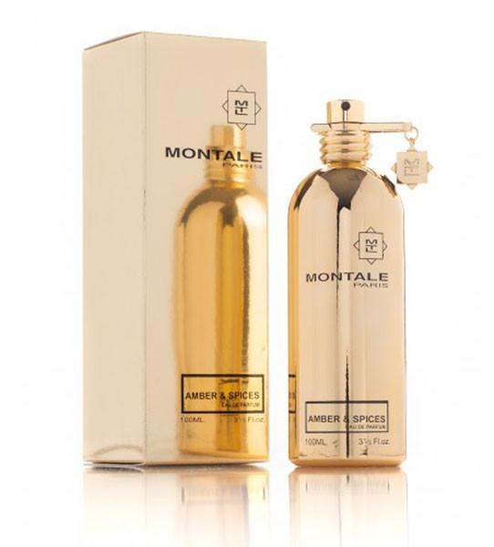 Montale Amber & Spices парфюмированная вода 100 ml. (Монталь Амбер енд Спайс)