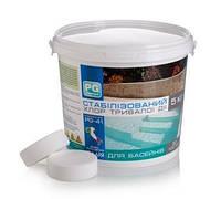Хлор длительного действия в таблетках Barchemicals PG-41 5 кг