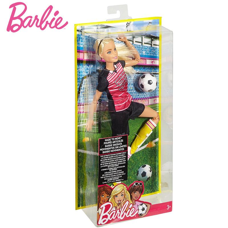 "Кукла Barbie ""Спортсменка""Mattel DVF68"