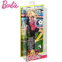 """Кукла Barbie """"Спортсменка""""Mattel DVF68, фото 1"""