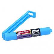 Зажим FISSMAN для пакетів середній 9 см (60 шт. в промо-тубусі) (PR-7594.BC_F)