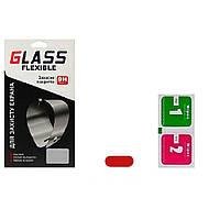 Защитное оргстекло для APPLE iPhone 7 Plus/8 Plus на камеру (0.2мм) Flexible Glass