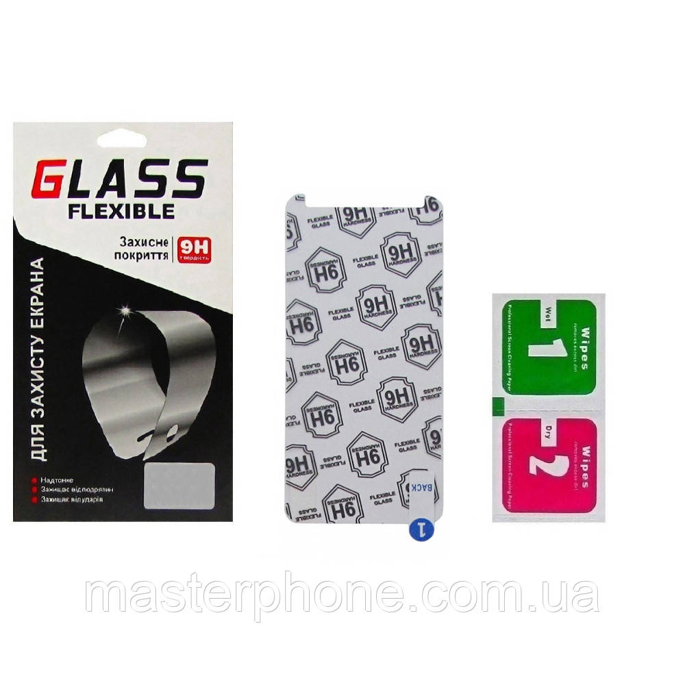 Защитное оргстекло для XIAOMI Redmi 6/6A (0.2мм) Flexible Glass