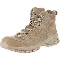Черевики Mil-Tec Tactical Squad Stiefel 5 Inch Coyote 12824005, фото 1