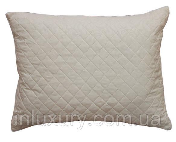 Подушка стеганная (микрофибра) 50х70, фото 2
