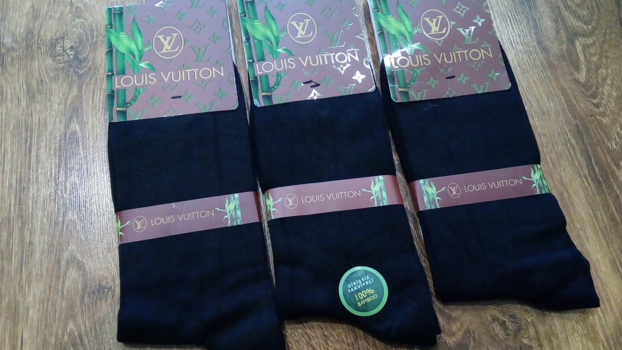 """Мужские бамбуковые высокие носки""""Louis Vuitton"""",Италия"""