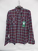 Мужские кашемировые рубашки норма (длинный рукав) оптом со склада в Одессе