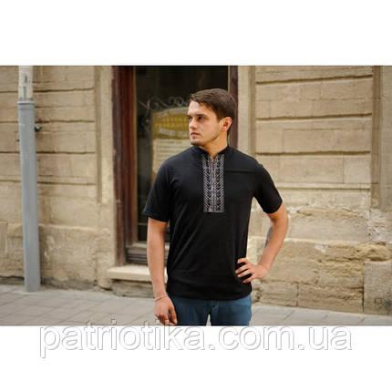 Стильная футболка-вишиванка    Стильна футболка-вишиванка , фото 2