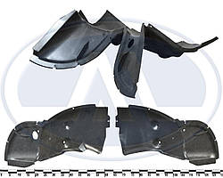 Кожух защитный переднего крыла Приора