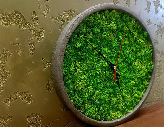 Эко часы ручной работы, фото 2