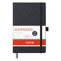Книга записная Brunnen Компаньон черн. А5 линия 37161, фото 1