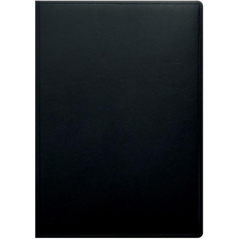 Книга записная Brunnen Soft черн. А4 клетка 39635