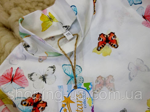 Стильная водолазка - гольф бабочки Five Stars KD0136-116p, фото 2