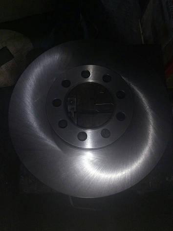 Диск тормозной передний 65С Е4 C3E007ABE , фото 2