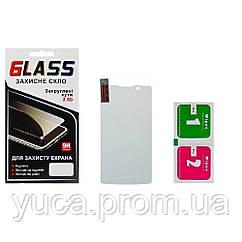 Защитное стекло для LENOVO A2010 (0.3 мм, 2.5D)
