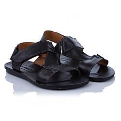 Летние сандалии мужские ZleTT (удобные, практичные, легкие, сдержанный дизайн)