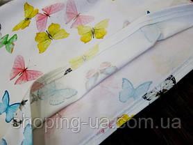 Стильная водолазка - гольф бабочки Five Stars KD0138-122p, фото 3