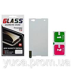 Защитное стекло для SONY D2502 Xperia C3 (0.3 мм, 2.5D)