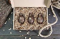 """Шоколадный набор """"Гранаты"""". Подарок мужу."""