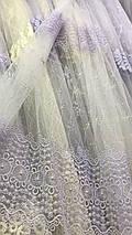Тюль фатиновая Турция 12Р7787 опт, фото 2