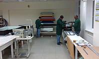 Тканевые компенсаторы и гибкие вставки производства Украина