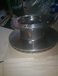 Диск тормозной  шпильки  П IVECO TURBOZETA 65/79.12 d315x120x26