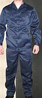 Куртка с полукомбинезоном. Костюм рабочий