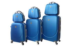 Пластиковые наборы чемодан + кейс