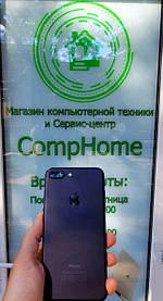 IPhone 7+ 32 Gb Black Neverlock отличное состяоние!