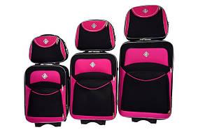 Тканевые наборы чемодан + кейс