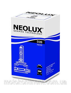 D3S Ксенон (неолюкс) Neolux STANDARD от OSRAM D3S 42V 35W 4300K PK32D-5, фото 2