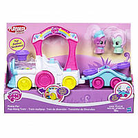 Поезд My Little Pony Hasbro B9032, фото 1