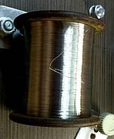 Проволока нихромовая диаметр 0,15 мм х20н80