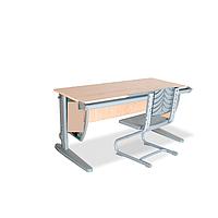 Комплект растущей мебели ДЭМИ: парта 120 см + стул (СУТ 15-00)