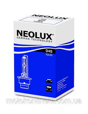 D4S Ксенон (неолюкс) Neolux STANDARD от OSRAM D4S 42V 35W 4300K P32D-5, фото 2