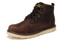 Мужские кожаные  ботинки Gucci Tianlun  2 цвета
