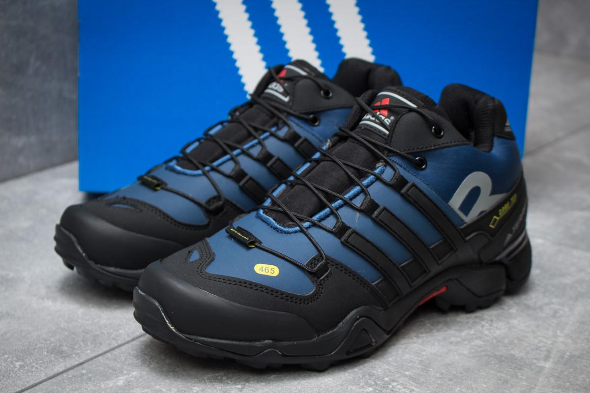 Зимние кроссовки в стиле Adidas 465, черные (30244),  [  42 44 45 46  ]