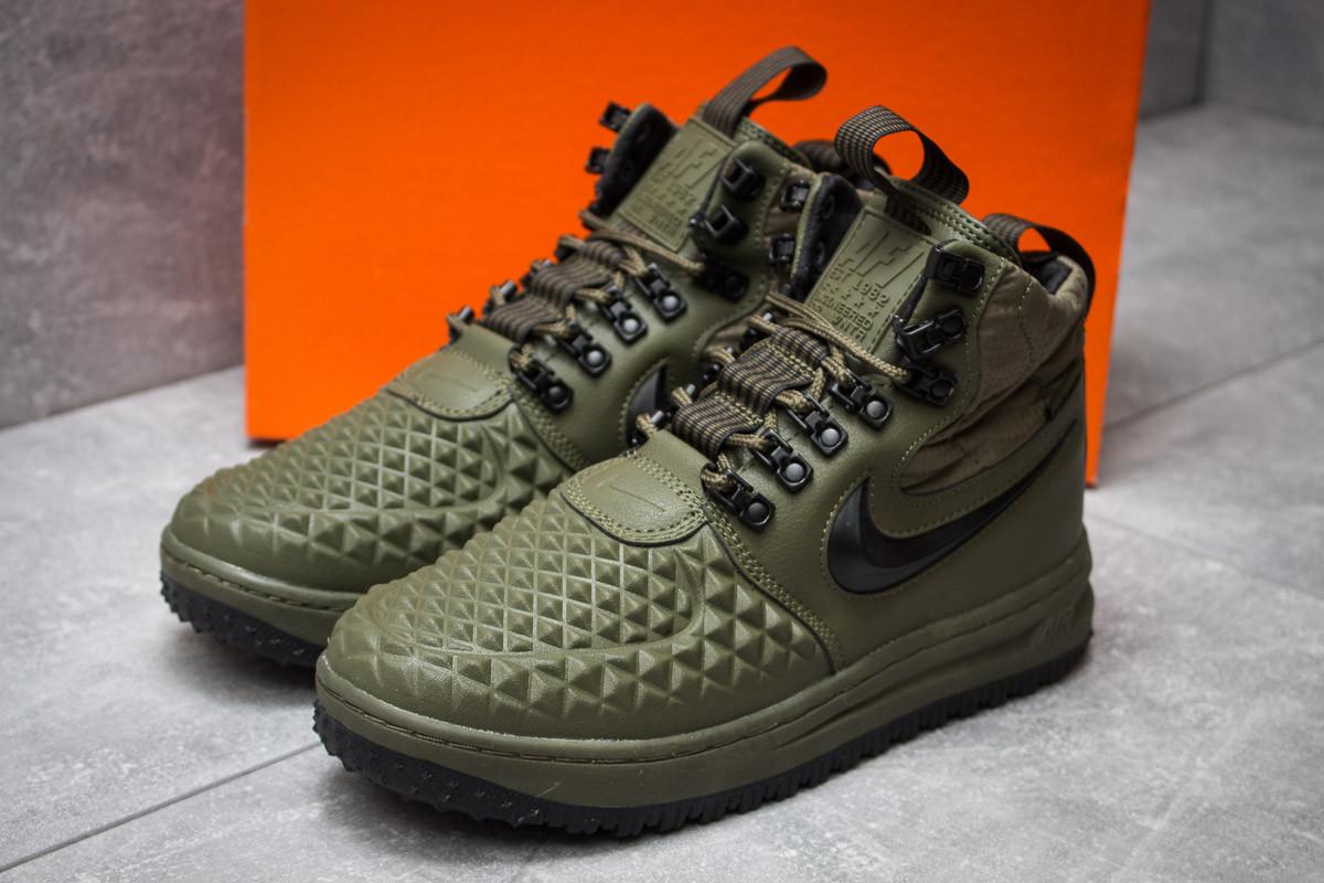 Зимние кроссовки в стиле Nike LF1 Duckboot, хаки (30255),  [  42 45  ]
