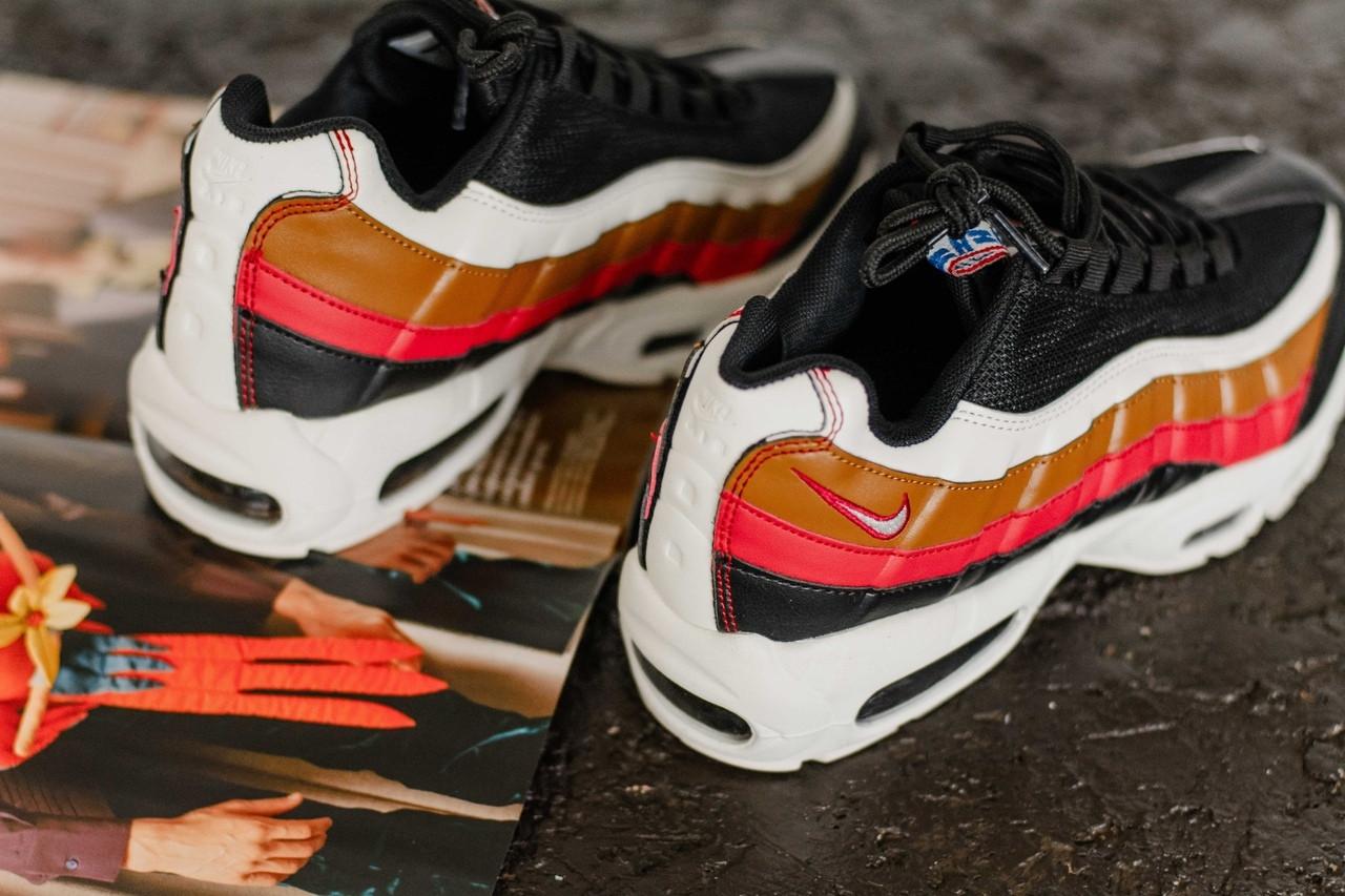 12f471ab ... Кроссовки мужские Nike Air Max 95 Multicolor Найки Аир Макс Мультиколор,  ...