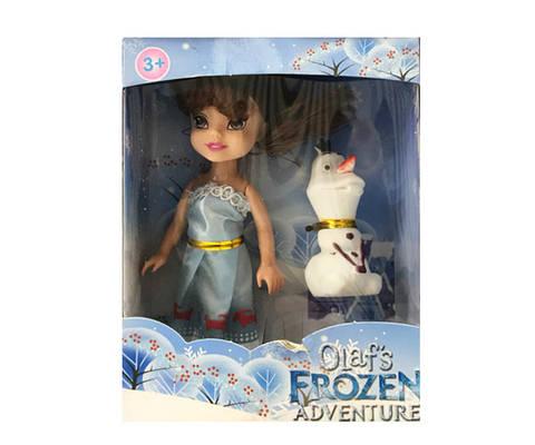 Кукла Ледяное Сердце