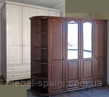 Шкаф - шифоньер деревянный Квартет