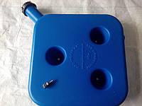 Бачок на автономку (синій-пластик) 10л