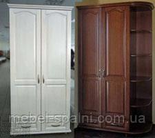 Шкаф - шифоньер деревянный Дуэт