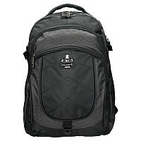 Рюкзак Enrico Benetti Barbados 34 л, с отделением для ноутбука, черный (Eb62013 001)