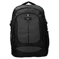 Рюкзак Enrico Benetti Barbados 40 л, с отделением для ноутбука, черный (Eb62014 001)