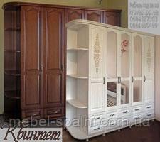 Шкаф - шифоньер деревянный  Квинтет