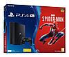 Игровая приставка Sony PlayStation 4 Pro 1TB + Spider-Man