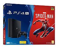 Игровая приставка Sony PlayStation 4 Pro 1TB + Spider-Man, фото 1