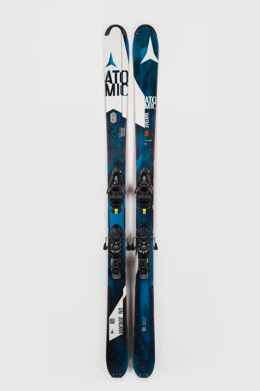 Лыжи Atomic Vantage 90 184 Австрия, фото 1